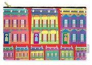 New Orleans Houses Carry-all Pouch