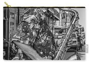 New Orleans Jazz Sax Bw Carry-all Pouch