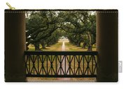 New Orleans Live Oak Carry-all Pouch