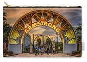 New Orleans Louis Armstrong Park  2 Carry-all Pouch