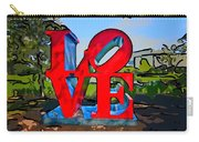 New Orleans Love 3 Carry-all Pouch