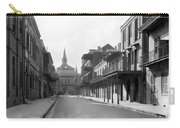 New Orleans Old French Quarter Carry-all Pouch
