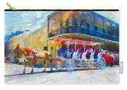 New Orleans Series 53 Carry-all Pouch