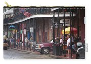 New Orleans Street Scene Carry-all Pouch