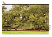 New Orleans' Tree Of Life 2 Paint Carry-all Pouch