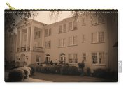 New Perry Hotel In Sepia Carry-all Pouch