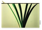 Fanned Leaves Of An Amaryllis Carry-all Pouch