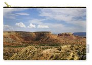 Ghost Ranch Landscape New Mexico 12 Carry-all Pouch