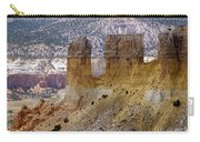 New Photographic Art Print For Sale Ghost Ranch New Mexico 9 Carry-all Pouch
