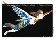 Iconic London Camden Puppets The Flying Princesses Carry-all Pouch
