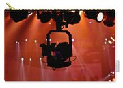 New Photographic Art Print For Sale Lights Camera Action Backstage At The American Music Award Carry-all Pouch
