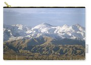 New Photographic Art Print For Sale Palm Springs Wind Farm Landscape Carry-all Pouch