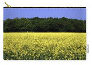 New Photographic Art Print For Sale Yellow English Fields Carry-all Pouch