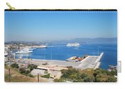 New Port Corfu Carry-all Pouch