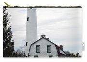New Presque Isle Lighthouse Carry-all Pouch