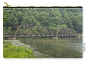 New River Scene 15 B Carry-all Pouch