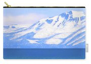 New Snow Lake Tahoe Carry-all Pouch