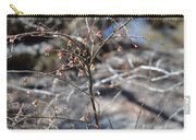 New Spring Buds Carry-all Pouch