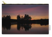 Summer Sunset In Nh Carry-all Pouch