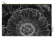 New Years Eve Flower Carry-all Pouch