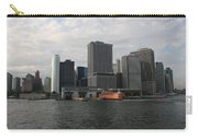 New York And Staaten Island Ferry Carry-all Pouch