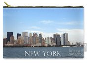 New York As I Saw It In 2008 Carry-all Pouch