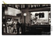 Nighthawks Of New York - Subway Carry-all Pouch