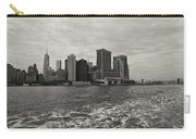 New York Battery Park View Carry-all Pouch