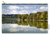 New York Cincinnatus Lake Carry-all Pouch