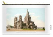 New York City - The Cathedral Church Of St John The Divine - 1915 Carry-all Pouch