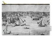 New York City, 1717 Carry-all Pouch