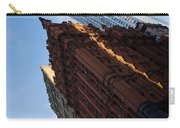 New York City - An Angled View Of The Potter Building At Sunrise Carry-all Pouch