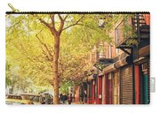 New York City - Autumn In The East Village  Carry-all Pouch