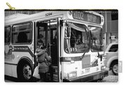 New York City Bus Carry-all Pouch