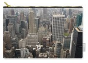 New York City Canyons Carry-all Pouch
