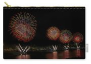New York City Celebrates The Fourth Carry-all Pouch by Susan Candelario