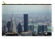 New York City Chrysler Building Carry-all Pouch