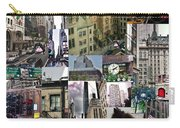 New York City Collage Carry-all Pouch
