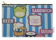 New York City Eatery Carry-all Pouch