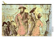 New York City Jews - Fine Art Carry-all Pouch