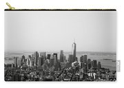 New York City Carry-all Pouch by Linda Woods