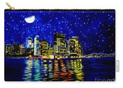 New York City Lower Manhattan Carry-all Pouch