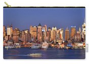 New York City Midtown Manhattan At Dusk Carry-all Pouch