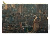 New York City Posterized Carry-all Pouch