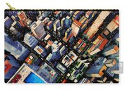 New York City Sky View Carry-all Pouch