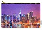 New York City - Skyline 0 Carry-all Pouch