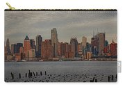 New York City Skyline Panoramic Carry-all Pouch