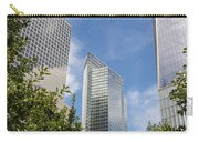New York City Skyscrapers Carry-all Pouch