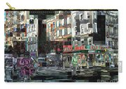 New York City Streets - Ritz Diner Carry-all Pouch