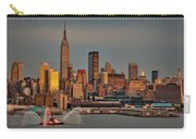 New York City Sundown On The 4th Carry-all Pouch